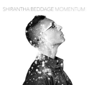 Shrintha Beddage Momentum cover art