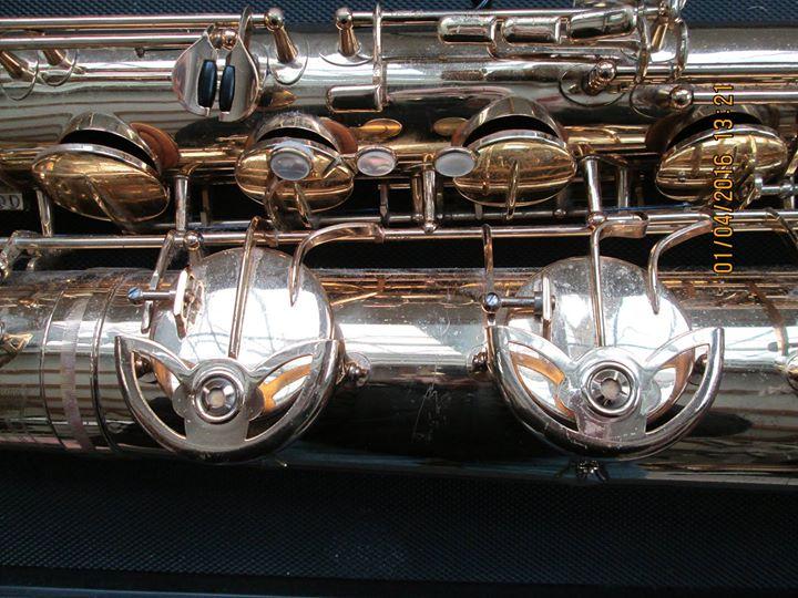 Yanagisawa B800 Elimona Baritone Saxophone