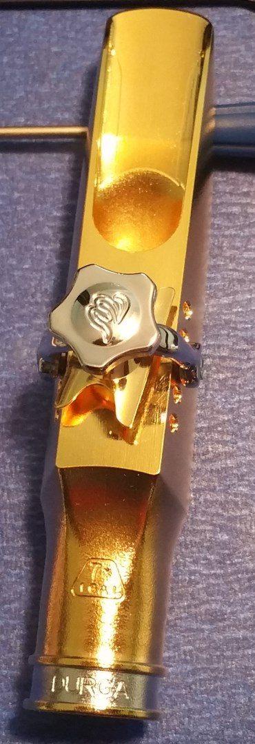 Theo Wanne Durga Baritone Saxophone Mouthpiece